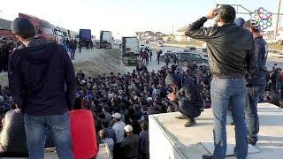 Дагестан митингует в день повышения тарифа Платон