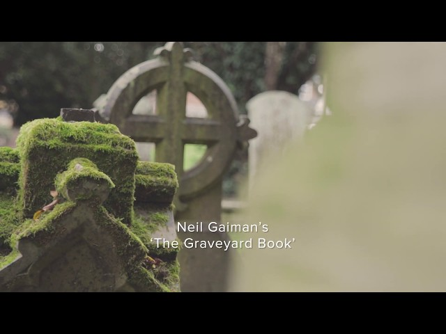 Read in Peace: Graveyard Stories