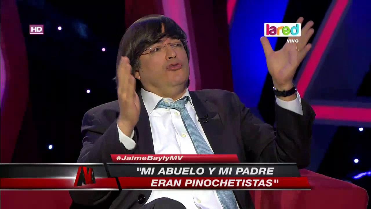 Jaime Bayly Mi Abuelo Y Mi Padre Eran Pinochetistas Youtube Su trayectoria televisiva comenzó en 1983, como entrevistador de celebridades y políticos. jaime bayly mi abuelo y mi padre eran