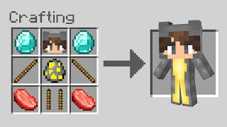 Crafted A M N  TW N  N Minecraft...