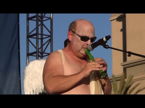 The Kyle Gass Band  FLUTE SOLO  Festival Supreme 2014