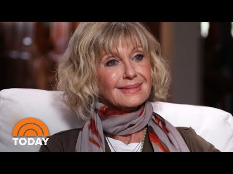 Olivia Newton-John Gets Candid About Breast Cancer, Rumors Of Death | TODAY