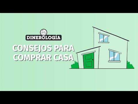 Dinerología: Consejos para comprar una casa
