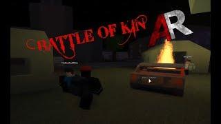 THE BATTLE OF KIN | ROBLOX Apocalypse Rising