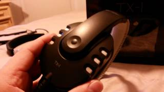 Fostex tx -1 headphone review