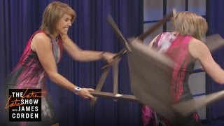 Katie Couric Beats Herself Up