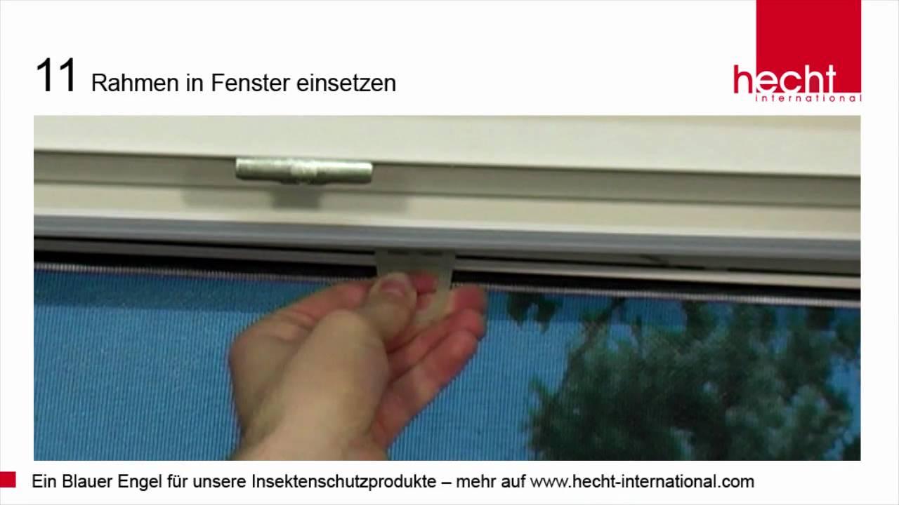 Hecht International insektenschutz fensterbausatz 2010