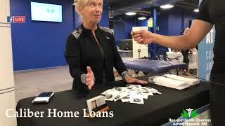 Howard Health QuartersCaliber Home Loans