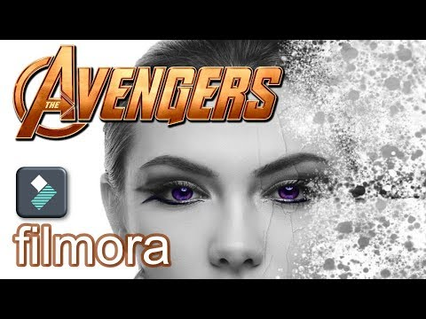 Avengers Disintegration Effects: How to Make People Disappear