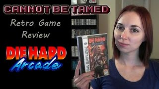 Die Hard Arcade (Sega Saturn) - Retro Gaming Review