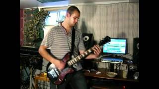 Billy Talent - Devil On My Shoulder (live recording session) cover