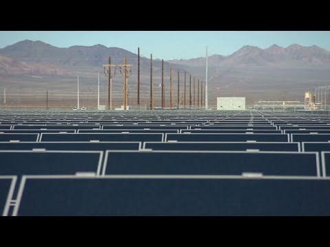 Nevada: Solar City