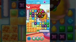 Candy crush soda saga Level 1221