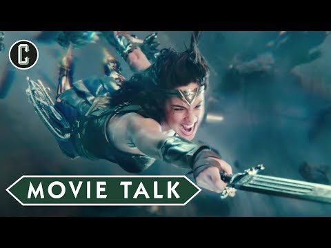Justice League Early Box Office Tracking Disappointing? - Movie Talk