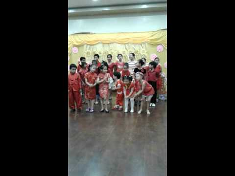 Chinese New Year - Vigan Nan Chong School