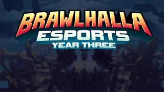 Brawlhalla Esports Year Three Announcement Trailer