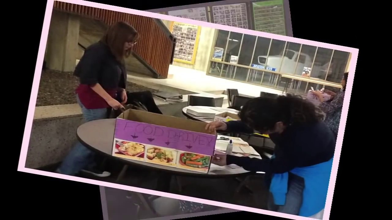 Arlington Career Center >> Aps Snapshots 4x17 Arlington Career Center Food Drive