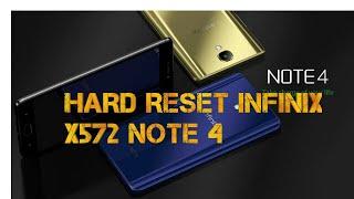 How To Hard Reset Infinix X572