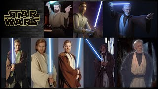 Obi-Wan Kenobi: Evolution (TV Shows and Movies) - 2019