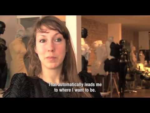 Fashion Designer Iris van Herpen Interview