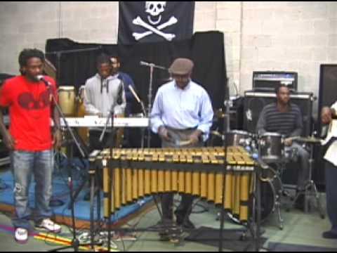 Local Washington D.C. Vibraphonist neo Soul Jazz part #1