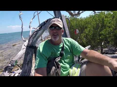 My Boondocking Secret In The Lower Keys, and The Most Bizarre Island In The Keys (Boca Chica)