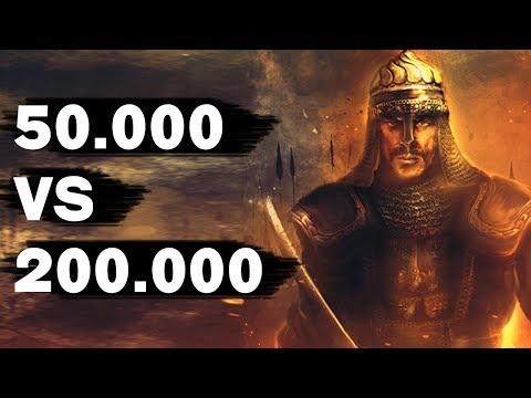 50.000 ASKER VS 200.000 ASKER! | OYUN DEĞİL GERÇEK!
