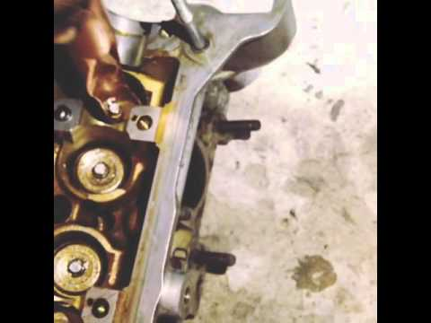 how to install valve keeper with homemade tool on a vw 1 8t 2003 rh youtube com Audi A4 Quattro 03 Audi A4 Specs