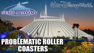 Problematic Roller Coasters - Space Mountain - Walt Disney World