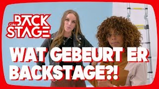 WHAT HAPPENS BACKSTAGE?! | Backstage  #12
