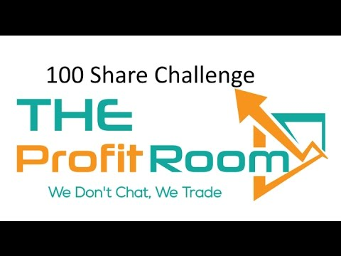 How To Day Trade 100 share Challenge +$126 Day-1