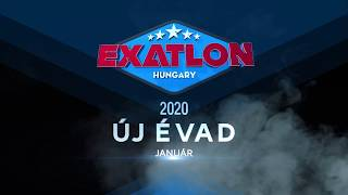 Exatlon Hungary 2. évad a TV2-n!