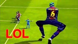 Những Pha Lỗi Hài Hước Trong [ FIFA 18]