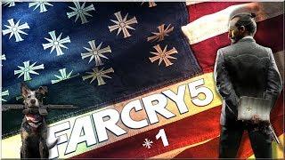"""Far Cry 5 - #1 """"Pierwszy kontakt"""""""