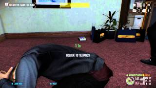 Payday 2 GamePlay [Max Settings HD 1080P / 60 fps]