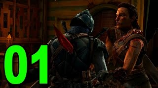 Game of Thrones Episode 2 - Part 1 - The Lost Lords (Lets Play / Walkthrough)