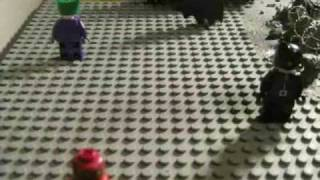 Lego Batman Episode XII, the Symbiote