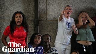 'VAR sucks': England fans devastated after US defeat in Women's World Cup semi-final