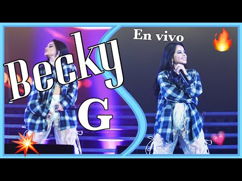Becky G Live At The Allstate Arena Chicago IL Viva Latino Spotify