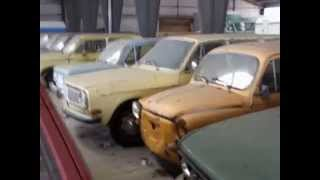 Il Concessionario FIAT Abbandonato da 30 Anni