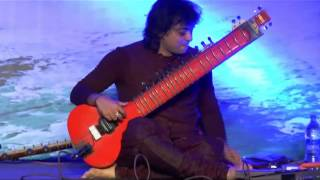 Mike del Ferro with Niladri Kumar & Sitarfunk