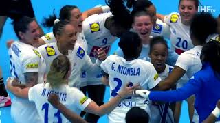 Germany 25 27 France Group B IHFtv Japan 2019