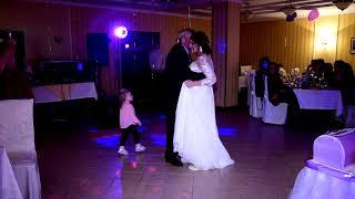 Первый танец отца и дочери 1 Свадьба Виталий и Дарья 07 03 2019