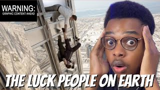 The luckiest people on earth 3 - Caught on camera