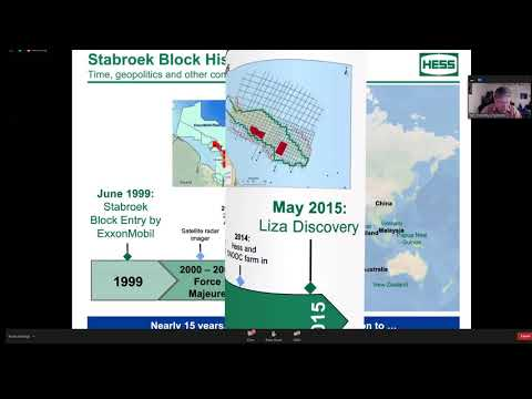 HGS Sheriff Lecture- HESS in Guyana and Suriname