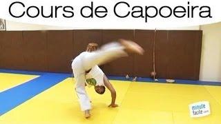 Les différents mouvements en capoeira
