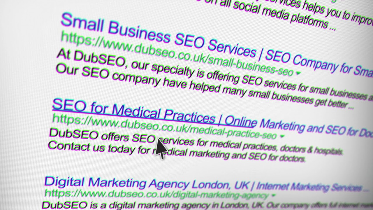 Search Engine Optimisation London | DubSEO SEO Agency London