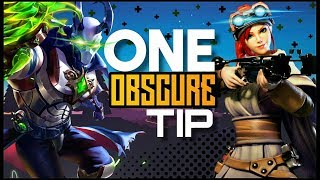 ONE OBSCURE TIP FOR EVERY CHAMPION in PALADINS