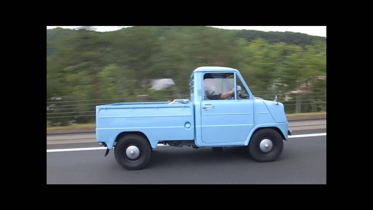 ★HONDA T360 DOHC サウンド★