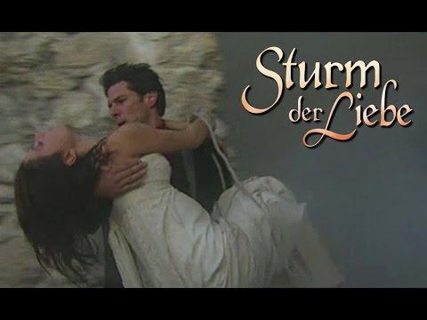 Lauras Rettung - Sturm der Liebe - Spannende Momente